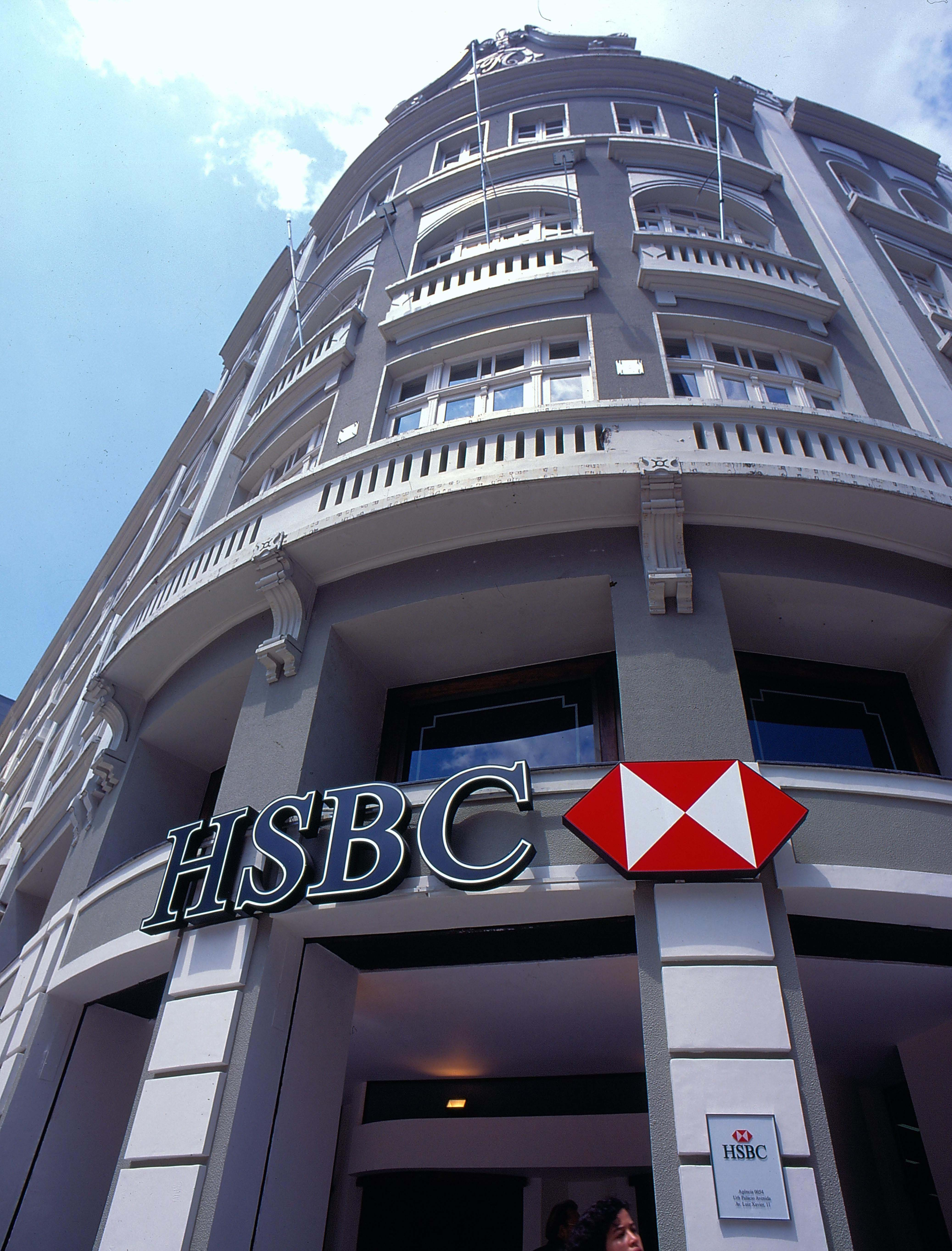HSBC Bank Branches in London